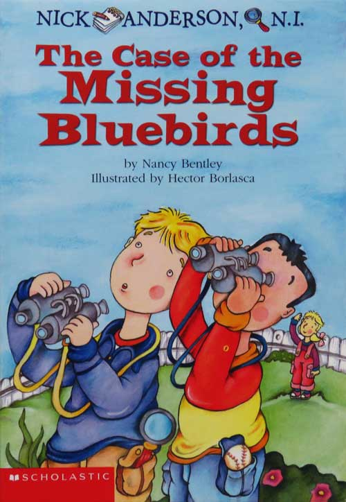 The Case of the Missing Bluebirds